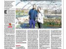 Nuestro proyecto Pomona en el Diario La Rioja