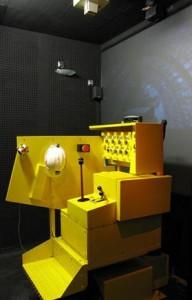 Simulador minador-puesto de mando 2