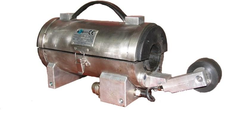 Desarrollo de nuevas herramientas y sistemas para la inspección magneto-inductiva de cables de acero, año 2009
