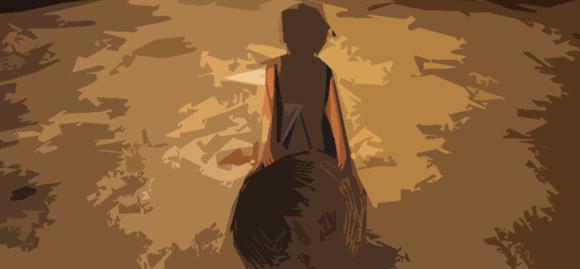 Cada año 100.000 niños desaparecen en India