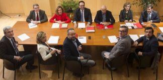 Negociaciones PSOE y CIUDADANOS | FOTO: eldiario.es