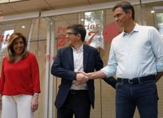 Debate PSOE Primarias 2017. FOTO: El Confidencial