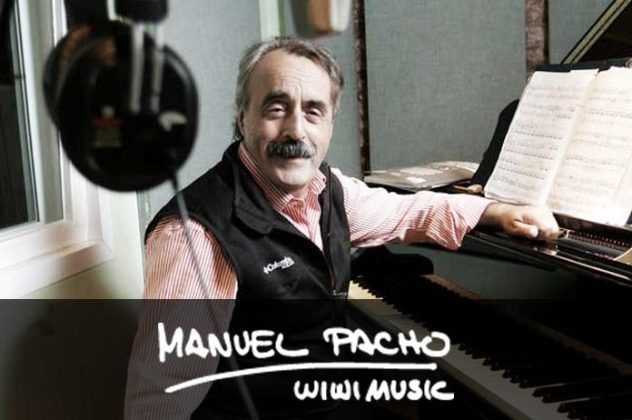 Manuel Pacho, responsable de Wiwi Music