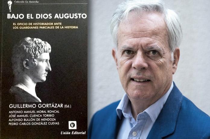Guillermo Gortázar, coautor del libro