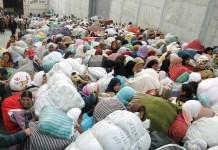 Porteadoras, ratas, mulas en la imprecisa frontera de Ceuta y Melilla