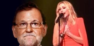 Rajoy y Marta Sánchez