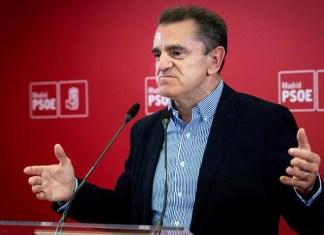José Manuel Franco, Secretario General del PSOE en la Comunidad de Madrid