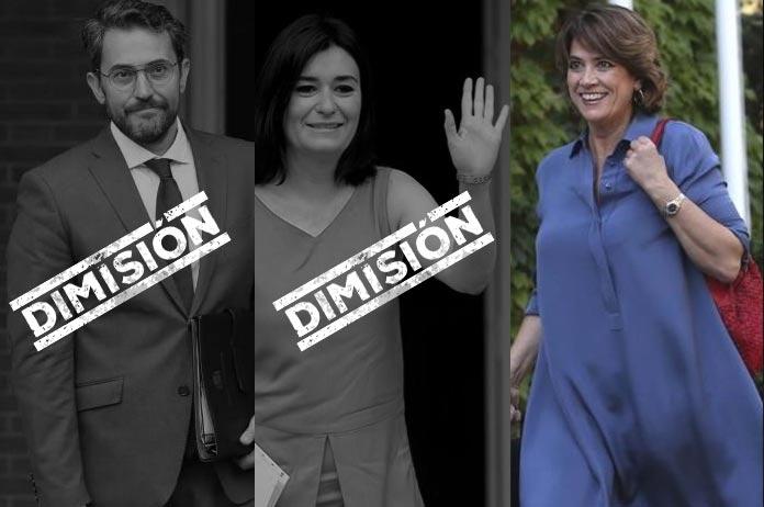 La Ministra Delgado y una nueva dimensión.
