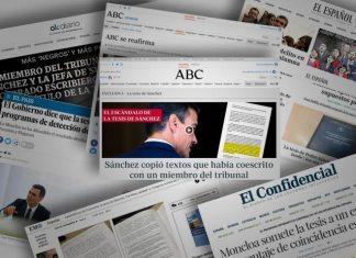 ¿Plagió Pedro Sánchez su tesis?