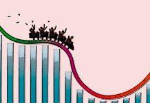 La volatilidad de la intención de voto