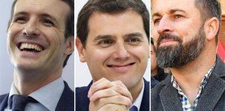 Andalucía: Menage a trois