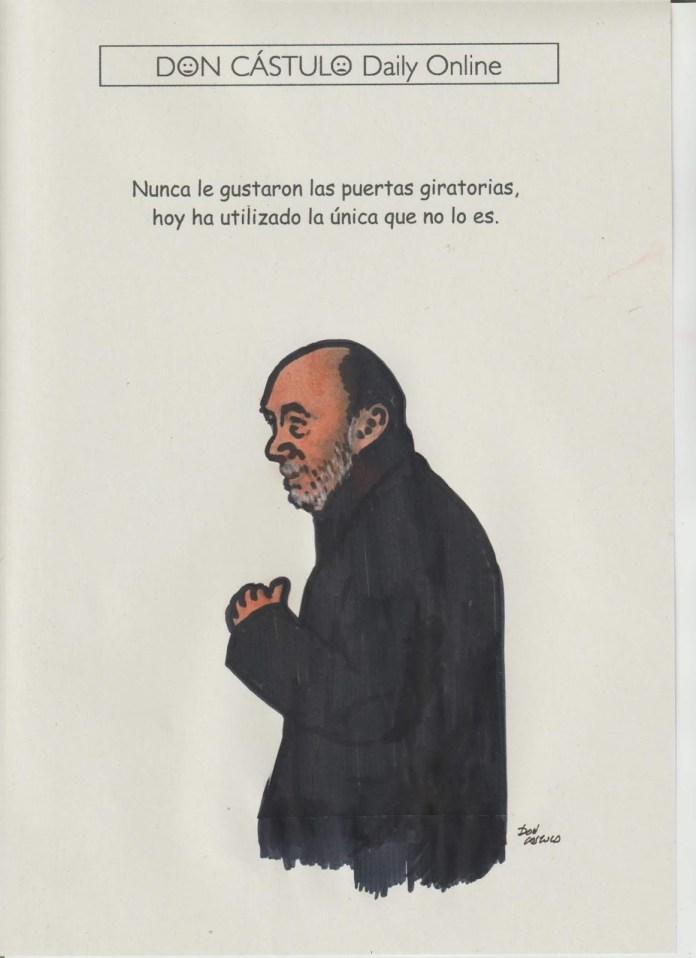 D.E.P. Por Don Cástulo. #rubalcaba