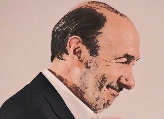 """En España se entierra muy bien"" (Alfredo Pérez Rubalcaba)"