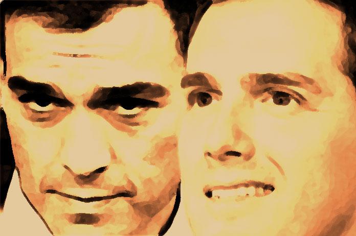Sánchez es el rey y Rivera busca el 'sorpasso' al PP