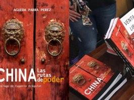 Libro China las rutas de poder, de Águeda Parra Pérez