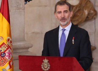 La monarquía española. Felipe VI. Foto: Gtres / Merca2