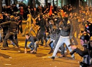 Cataluña: la violencia como estrategia política