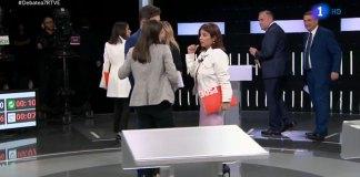 Retrato del debate electoral