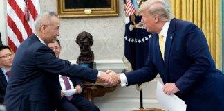 Una pausa en la guerra comercial entre China y Estados Unidos