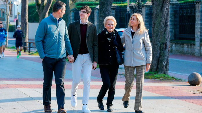 Urdangarin and family sin acentos