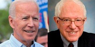 Biden contra Sanders