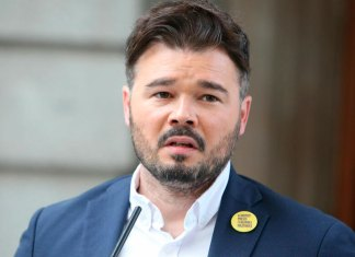 Virus republicano con Rufián