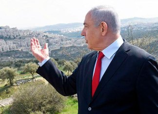 Netanyahu se anexionará Cisjordania si lo aprueba Trump