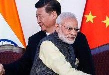 China abre otro frente con India