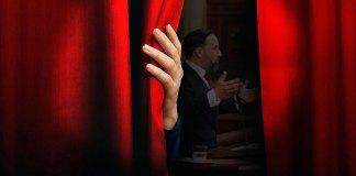 El teatro ha vuelto al Congreso