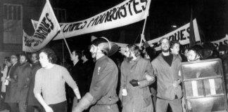 París ante el proceso de Burgos, 1970