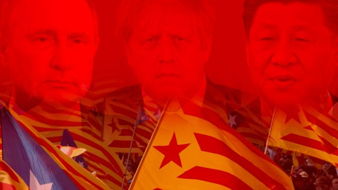 Cataluña: tentación internacional