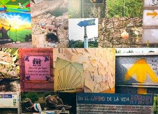 El Camino de Santiago y el Anillo de Giges
