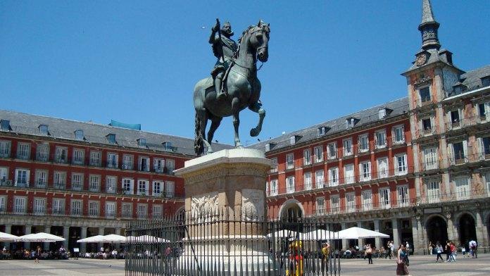 Madrid es mucho Madrid