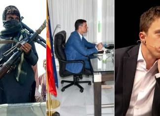 Afganistán, Pedro Sánchez e Íñigo Errejón