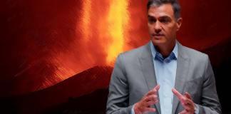 Volcán, erupción volcánica y Gobierno