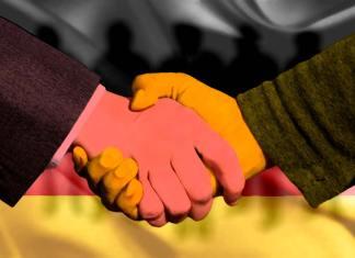 El ejemplo germano