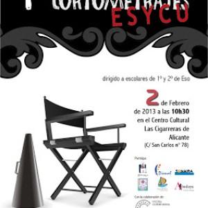 I Concurso de cortomoetrajes ESYCU ALTA-01