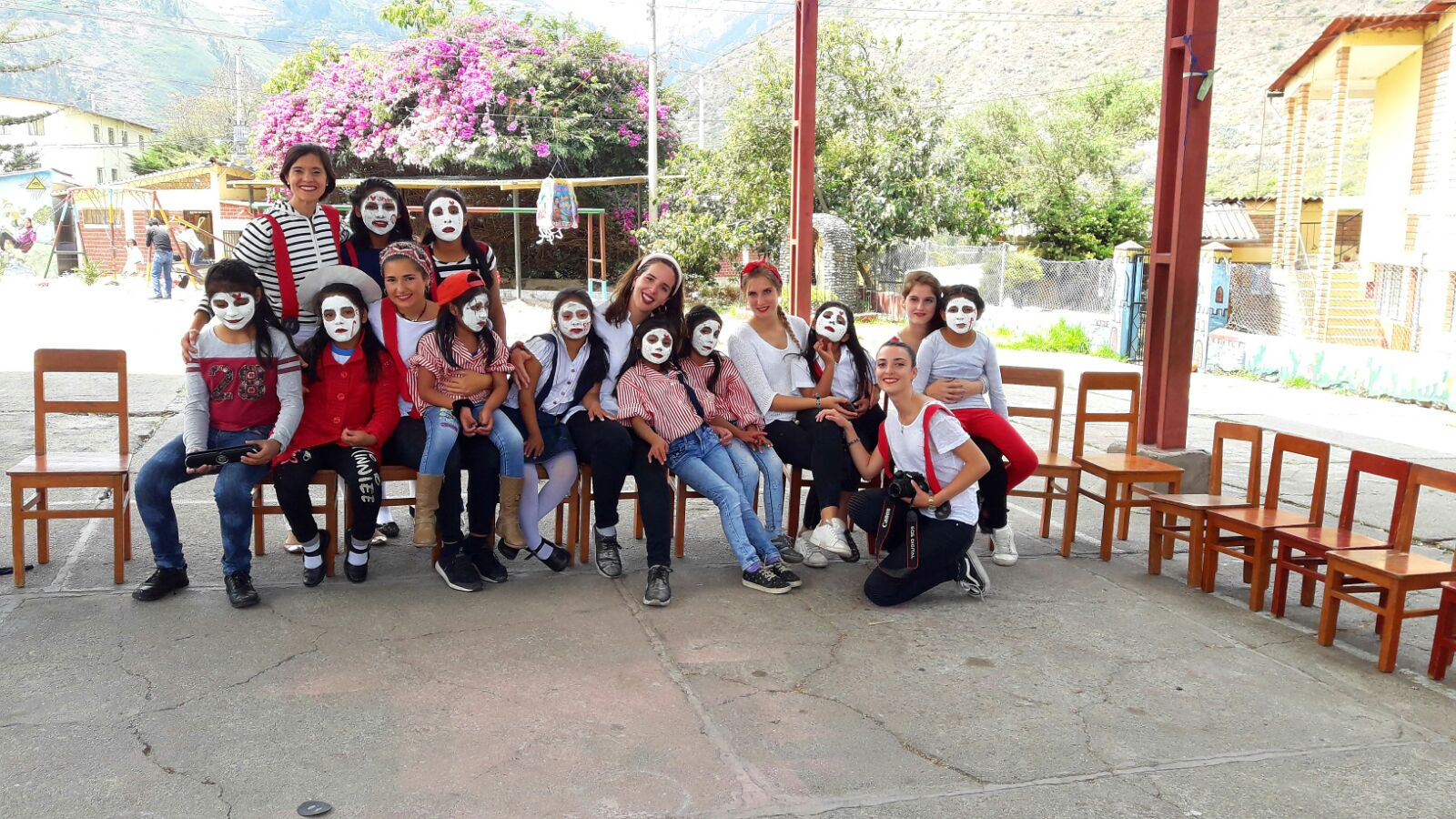 Voluntariado en Abancay
