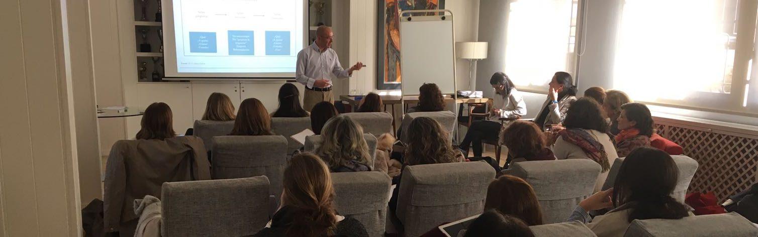 Jornada de Formación sobre liderazgo organizativo