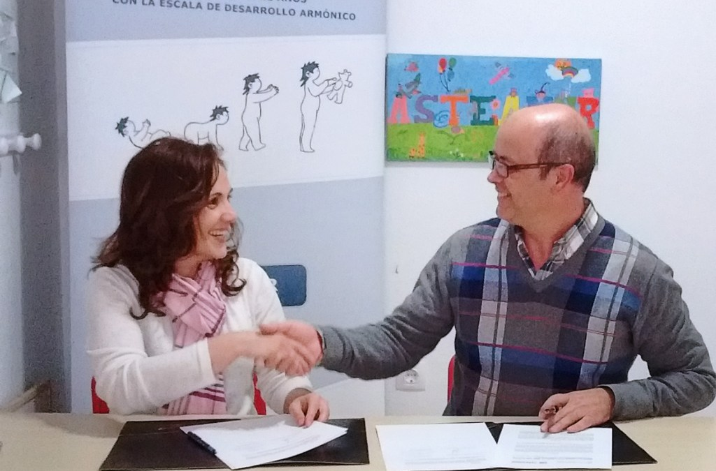 ASTEAMUR y la Fundación Maternal firman convenio de colaboración