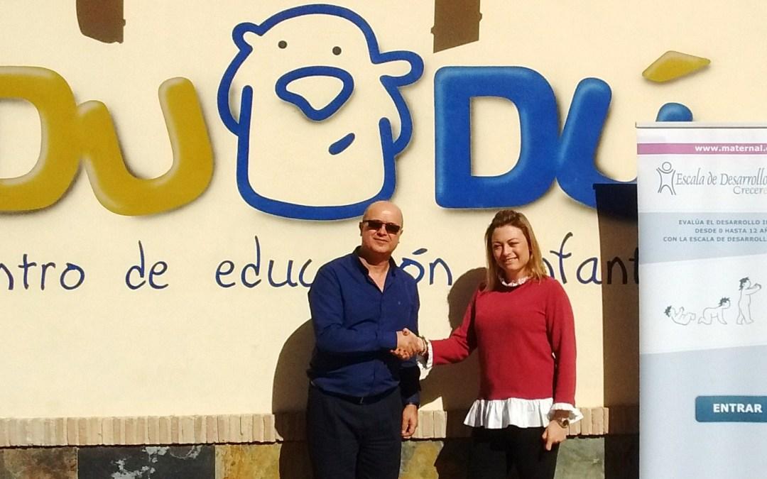 DU-DÚ y la FUNDACIÓN MATERNAL colaboran desde hoy en la prevención del desarrollo infantil