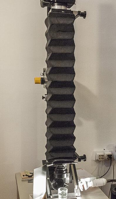 Hacemos crecer la BONET I y construimos la BONET II como cámara de campo.