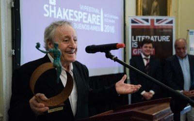 Infobae: Festival Shakespeare en la residencia del embajador británico