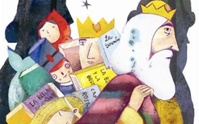 El diario La Nación recomienda Manga Shakespeare para regalar en Reyes