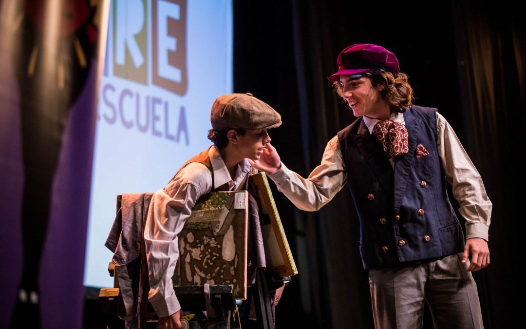 Festival Shakespeare en la Escuela: SECUNDARIA