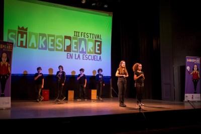III Festival Shakespeare Escuela. Primaria. 2017-15