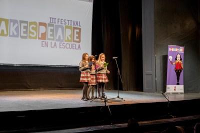 III Festival Shakespeare Escuela. Primaria. 2017-30