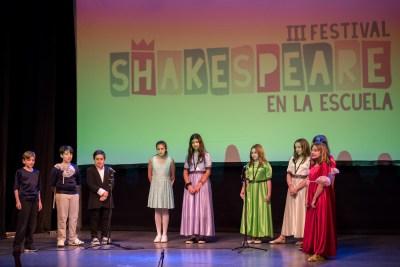 III Festival Shakespeare Escuela. Primaria. 2017-7