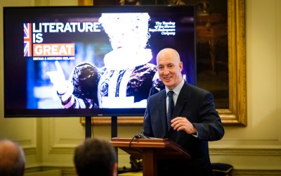 Palabras del embajador británico Sir Mark Kent en la presentación del 9no Festival Shakespeare BA