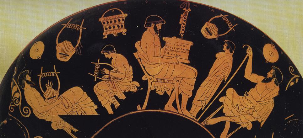 Resultado de imagen de imagen paideia antigua grecia educacion